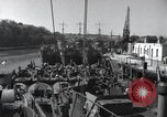 Image of US Large Landing Craft Infantry docked in Weymouth, England  Weymouth England United Kingdom, 1944, second 19 stock footage video 65675046305