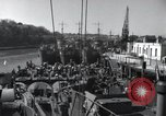Image of US Large Landing Craft Infantry docked in Weymouth, England  Weymouth England United Kingdom, 1944, second 22 stock footage video 65675046305