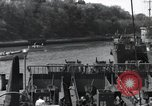 Image of US Large Landing Craft Infantry docked in Weymouth, England  Weymouth England United Kingdom, 1944, second 39 stock footage video 65675046305