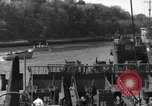 Image of US Large Landing Craft Infantry docked in Weymouth, England  Weymouth England United Kingdom, 1944, second 40 stock footage video 65675046305