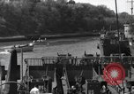 Image of US Large Landing Craft Infantry docked in Weymouth, England  Weymouth England United Kingdom, 1944, second 41 stock footage video 65675046305