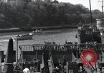 Image of US Large Landing Craft Infantry docked in Weymouth, England  Weymouth England United Kingdom, 1944, second 43 stock footage video 65675046305