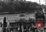Image of US Large Landing Craft Infantry docked in Weymouth, England  Weymouth England United Kingdom, 1944, second 52 stock footage video 65675046305