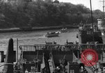 Image of US Large Landing Craft Infantry docked in Weymouth, England  Weymouth England United Kingdom, 1944, second 53 stock footage video 65675046305