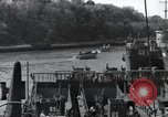 Image of US Large Landing Craft Infantry docked in Weymouth, England  Weymouth England United Kingdom, 1944, second 54 stock footage video 65675046305