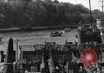 Image of US Large Landing Craft Infantry docked in Weymouth, England  Weymouth England United Kingdom, 1944, second 55 stock footage video 65675046305