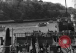 Image of US Large Landing Craft Infantry docked in Weymouth, England  Weymouth England United Kingdom, 1944, second 56 stock footage video 65675046305