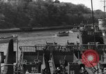 Image of US Large Landing Craft Infantry docked in Weymouth, England  Weymouth England United Kingdom, 1944, second 58 stock footage video 65675046305