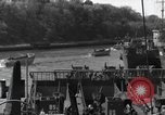 Image of US Large Landing Craft Infantry docked in Weymouth, England  Weymouth England United Kingdom, 1944, second 59 stock footage video 65675046305