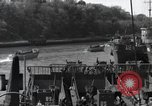 Image of US Large Landing Craft Infantry docked in Weymouth, England  Weymouth England United Kingdom, 1944, second 60 stock footage video 65675046305