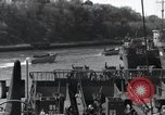 Image of US Large Landing Craft Infantry docked in Weymouth, England  Weymouth England United Kingdom, 1944, second 62 stock footage video 65675046305
