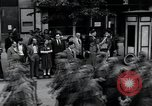 Image of Czech soldiers march Prague Czechoslovakia, 1945, second 15 stock footage video 65675046381