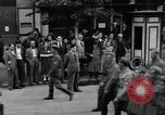 Image of Czech soldiers march Prague Czechoslovakia, 1945, second 22 stock footage video 65675046381
