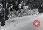 Image of Czech soldiers march Prague Czechoslovakia, 1945, second 41 stock footage video 65675046381