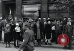 Image of Czech soldiers march Prague Czechoslovakia, 1945, second 43 stock footage video 65675046381