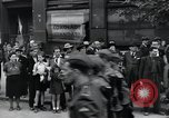 Image of Czech soldiers march Prague Czechoslovakia, 1945, second 47 stock footage video 65675046381