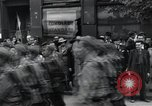 Image of Czech soldiers march Prague Czechoslovakia, 1945, second 49 stock footage video 65675046381