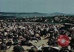 Image of German soldiers at end of World War 2 in Europe Czechoslovakia, 1945, second 7 stock footage video 65675046385