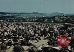 Image of German soldiers at end of World War 2 in Europe Czechoslovakia, 1945, second 8 stock footage video 65675046385