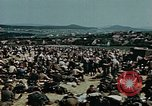 Image of German soldiers at end of World War 2 in Europe Czechoslovakia, 1945, second 10 stock footage video 65675046385