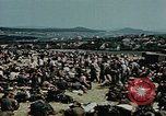 Image of German soldiers at end of World War 2 in Europe Czechoslovakia, 1945, second 15 stock footage video 65675046385
