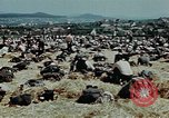 Image of German soldiers at end of World War 2 in Europe Czechoslovakia, 1945, second 22 stock footage video 65675046385