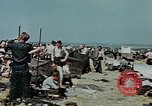Image of German soldiers at end of World War 2 in Europe Czechoslovakia, 1945, second 26 stock footage video 65675046385