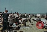 Image of German soldiers at end of World War 2 in Europe Czechoslovakia, 1945, second 29 stock footage video 65675046385