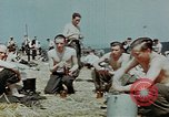 Image of German soldiers at end of World War 2 in Europe Czechoslovakia, 1945, second 31 stock footage video 65675046385