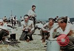 Image of German soldiers at end of World War 2 in Europe Czechoslovakia, 1945, second 32 stock footage video 65675046385