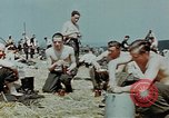 Image of German soldiers at end of World War 2 in Europe Czechoslovakia, 1945, second 33 stock footage video 65675046385