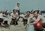 Image of German soldiers at end of World War 2 in Europe Czechoslovakia, 1945, second 34 stock footage video 65675046385