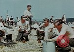 Image of German soldiers at end of World War 2 in Europe Czechoslovakia, 1945, second 35 stock footage video 65675046385