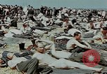 Image of German soldiers at end of World War 2 in Europe Czechoslovakia, 1945, second 39 stock footage video 65675046385