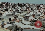 Image of German soldiers at end of World War 2 in Europe Czechoslovakia, 1945, second 41 stock footage video 65675046385