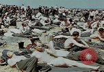 Image of German soldiers at end of World War 2 in Europe Czechoslovakia, 1945, second 42 stock footage video 65675046385