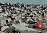 Image of German soldiers at end of World War 2 in Europe Czechoslovakia, 1945, second 43 stock footage video 65675046385