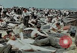 Image of German soldiers at end of World War 2 in Europe Czechoslovakia, 1945, second 46 stock footage video 65675046385