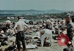 Image of German soldiers at end of World War 2 in Europe Czechoslovakia, 1945, second 52 stock footage video 65675046385