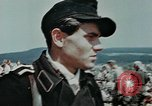 Image of German soldiers at end of World War 2 in Europe Czechoslovakia, 1945, second 53 stock footage video 65675046385