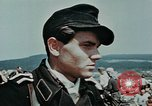Image of German soldiers at end of World War 2 in Europe Czechoslovakia, 1945, second 55 stock footage video 65675046385
