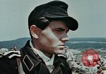 Image of German soldiers at end of World War 2 in Europe Czechoslovakia, 1945, second 57 stock footage video 65675046385