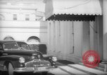 Image of Banker Alexander Sachs visits the White House Washington DC USA, 1946, second 13 stock footage video 65675046546
