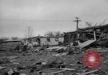 Image of tornado and flood United States USA, 1965, second 6 stock footage video 65675046628