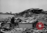 Image of tornado and flood United States USA, 1965, second 15 stock footage video 65675046628