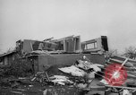 Image of tornado and flood United States USA, 1965, second 25 stock footage video 65675046628