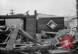 Image of tornado and flood United States USA, 1965, second 28 stock footage video 65675046628