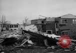 Image of tornado and flood United States USA, 1965, second 34 stock footage video 65675046628