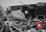 Image of tornado and flood United States USA, 1965, second 38 stock footage video 65675046628