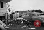 Image of tornado and flood United States USA, 1965, second 41 stock footage video 65675046628